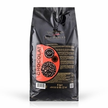 "Valrhona ""Les Perles"" Small Round Chips Dark Chocolate 55% Cocoa, 4kg./8.8lb.12oz."