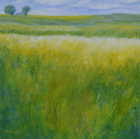 Dreaming of the Green Fields