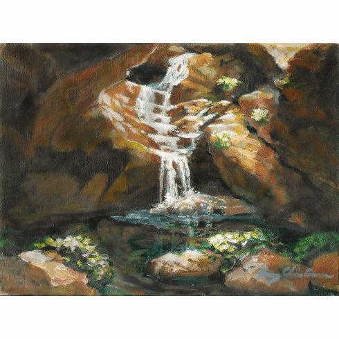 Grotto of Fresh Water