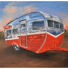Happy Camper - SOLD!