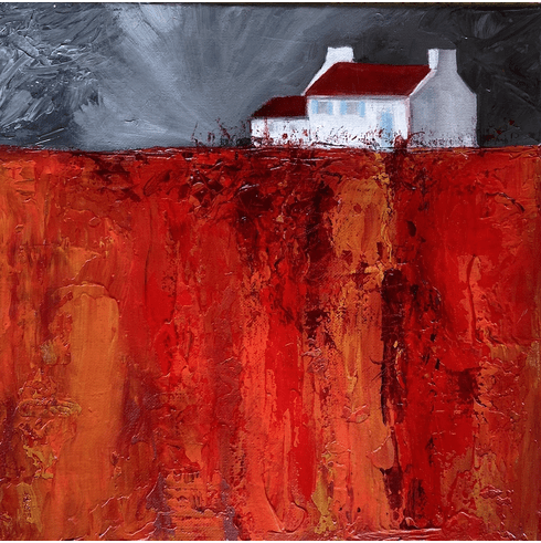 Lonely Farm, Red Field
