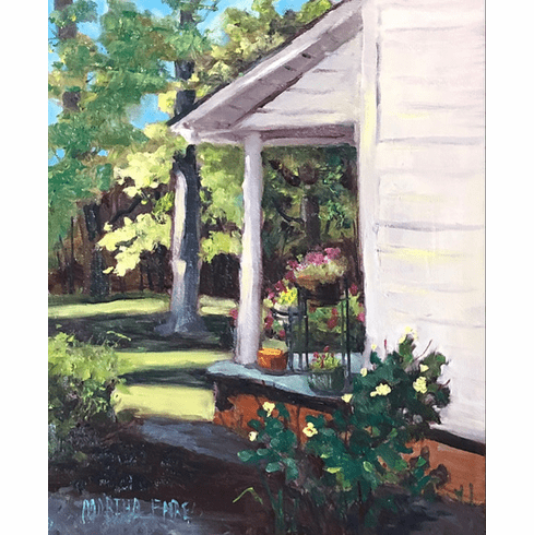 Sunny Side of the Porch