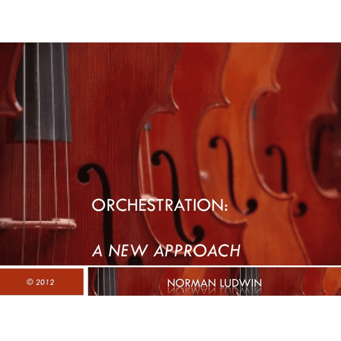 ORCHESTRATION A NEW APPROACH-15 LESSON COURSE