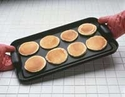 "3230 Chef's Design Maxi Griddle Rangtop Double Burner Griddle 12 3/4"" x 21"""