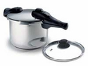 600 Chef's Design Stainless Steel Pressure Cooker 6.4 Quart- OUT OF STOCK