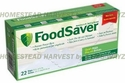 FoodSaver® T020-00030-010 1 Quart Pre-Cut Bags - 22 ct