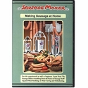 Making Sausage at Home (DVD) by the Sausage Maker