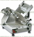 """Omas 13"""" Food and Meat Slicer 2 x .50 Horsepower"""