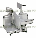 """Omas 13"""" Food and Meat Slicer .35 Horsepower"""