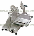 """Omas 14.5"""" Food and Meat Slicer .35 Horsepower"""