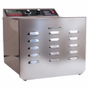Stainless Steel Food Dehydrators By the Sausage Maker