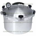 The All-American Pressure Canner 915 (15 1/2 Quart Capacity)