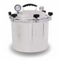 The All-American Pressure Canner 925 (25 Quart Capacity)