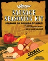 Weston Sausage Seasoning Kit German for 30 lbs meat