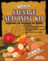 Weston Sausage Seasoning  Kit Summer for 30 lbs meat