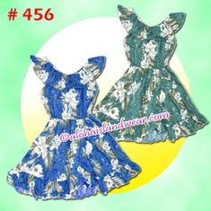 Girl Aloha Dress - 456