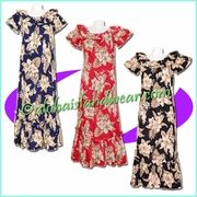 Hawaiian Muumuu Full Length - 383