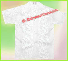 White Boy Hawaiian Shirt - 213White