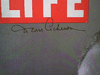 Acheson, Dean  Life Magazine 1949 Signed Autograph Cover Photo Cover Only