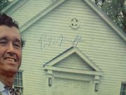 Acuff, Roy LP Signed Autograph Favorite Hymns
