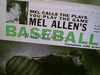Allen, Mel LP Signed Autograph Baseball Game