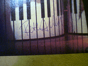 Allen, Peter LP Signed Autograph Captured Live At Carnegie Hall 1985