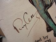 Allen, Rex The Story Of An Incredible Journey 1963 Disney LP Signed Autograph
