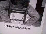 Anderson, Harry Photo Signed Autograph Night Court DaveS World