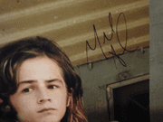 Angarano, Michael  Color Photo Signed Autograph Lords Of Dogtown 2004 Movie Scene
