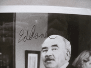 Asner, Ed Photo Signed Autograph A Case Of Libel