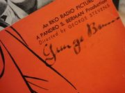 Astaire, Fred George Burns Gracie Allen A Foggy Day 1937 Sheet Music Signed Autograph A Damsel In Distress