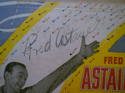 Astaire, Fred  Jane Powell Royal Wedding 1951 Ten Inch LP Signed Autograph