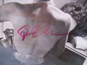 Aykroyd, Dan Jamie Lee Curtis Photo Signed Autograph Trading Places 1983