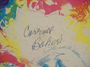 Baker, Carroll (Ava - 45) Music From The Carpetbaggers Signed Autograph LP