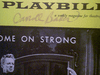 """Baker, Carroll  & Van Johnson """"Come On Strong"""" 1962 Playbill Signed Autograph Cover Photo"""