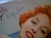 """Barr, Kathy  """"Follow Me"""" 1957 LP Signed Autograph Cheesecake Color Cover Photo"""
