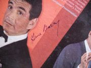 Barry, Gene LP Signed Autograph Sings Of Love And Things 1964
