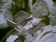 Begley Sr., Ed  1961 Photo The Green Helmet Signed Autograph Movie Scene