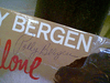 Bergen, Polly LP Signed Autograph Sealed All Alone By The Telephone