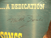 Berle, Milton LP Signed Autograph Songs My Mother Loved