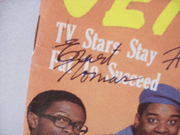 Berry, Fred Ernest Thomas Jet Magazine Signed Autograph WhatS Happening! 1978