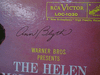 Blyth, Ann LP Signed Autograph The Helen Morgan Story 1957