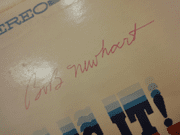 Newhart, Bob This Is It! LP Signed Autograph Topless Clubs