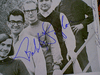 """Bobby Taylor & Vancouvers """"Does Your Mama Know About Me?"""" 1968 Sheet Music Signed By 4 Autograph Tommy Chong Ted Lewis Eddie Patterson Photo"""