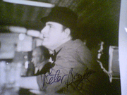 Boyle, Peter 1970 Photo Joe Signed Autograph Movie Scene