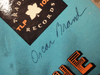 """Brand, Oscar  """"Pie In The Sky"""" 1969 LP Signed Autograph """"The Battle Of The Kegs"""""""