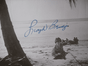 Bridges, Lloyd Photo Signed Autograph Home Of The Brave 1949