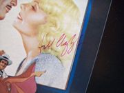 Brolin, James Jill Clayburgh LP Signed Autograph Gable And Lombard 1976