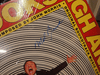 """Brooks, Mel """"High Anxiety"""" Sealed 1978 LP Signed Autograph """"Springtime For Hitler"""" """"Young Frankenstein"""""""