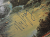 """Buffalo Springfield Neil Young Stephen Sills """"Retrospective"""" 1969 LP Signed Autograph """"For What It's Worth"""""""
